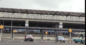 Kotoka International Airport 20201 KIA