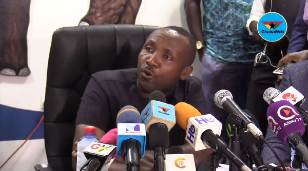 What kind of message are you sending to women with Opoku-Agyemang's appointment - John Boadu to Mahama