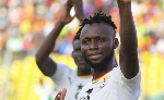 Black Stars striker Kwabena Owusu