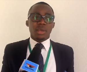Patrick Stephenson, Lead Researcher at Imani Africa