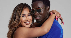 Miss Rada has ended her two-year relationship with Michael Blackson