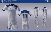 Olympics' new jersey for next season