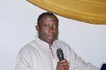 President of Ghana Athletics Association, Francis Dodoo