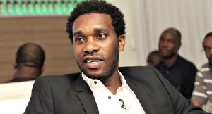 Former Super Eagles playerJay-Jay Okocha