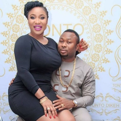 Tonto Dikeh allegedly sued by ex-husband for character defamation