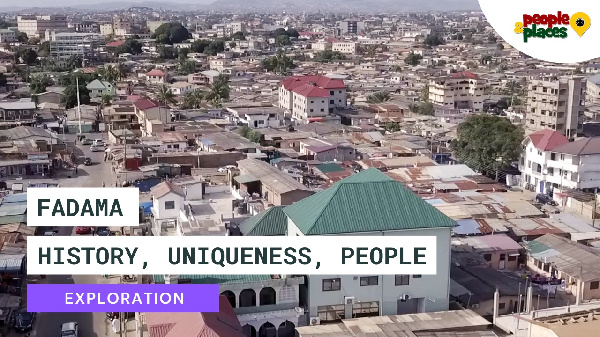 People&Places: Exploring Fadama, a unique community in the heart of Accra