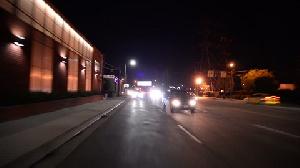 Night Driving Ghana