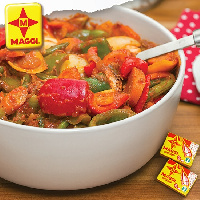 Vegetables stew recipe
