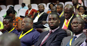 Diaspora Ghanaians