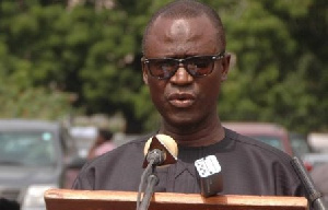 Sports Minister, Dr Mustapha Ahmed