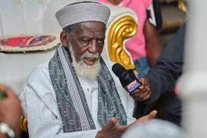 Sheikh Dr Osman Nuhu Sharubutu, National Chief Imam