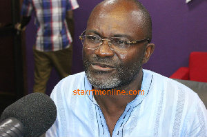 Kennedy Agyapong Starr  Ahmed