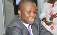 Former Deputy Minister of Communications, Felix Kwakye Ofosu