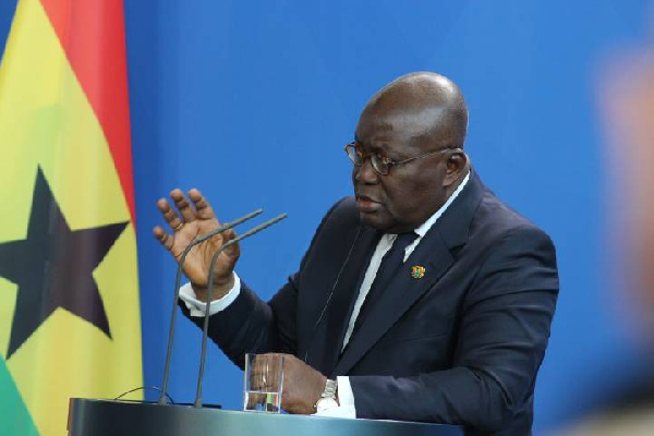 Feminists to 'roast' Akufo-Addo as only 8 women make it into his ministerial list