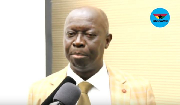 Allow fans at match venues – Kwabena Yeboah begs government