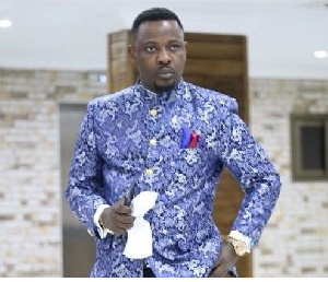 Prophet Nigel Gaisie, Founder and leader of True Word Fire Prophetic Ministries