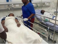 Joyce Blessing was involved in a ghastly accident on her way to Kwahu last year