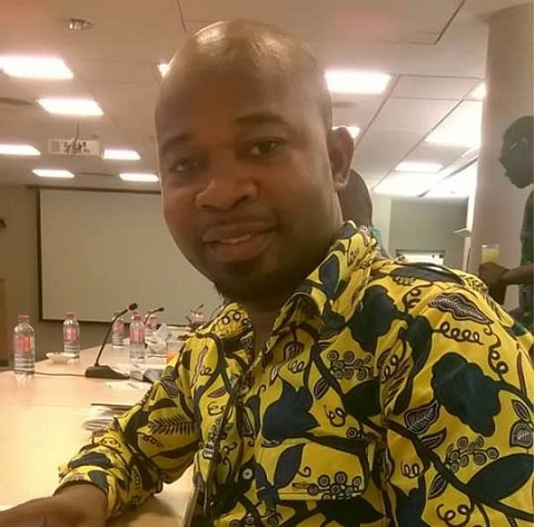 Richard Kasu-Adzadu