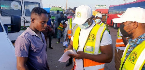 Officials of the NRSA undertaken the exercise