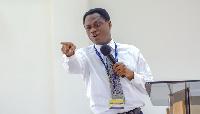 Chairman of The Church of Pentecost Ghana, Eric Nyamekye