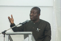 Managing Director of the State Transport Company, Nana Akomea