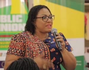 NCCE boss, Josephine Nkrumah