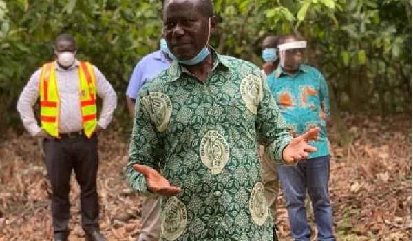 Ghana, Côte d'Ivoire to collaborate on cocoa security along common border