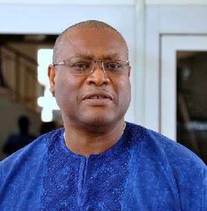 Health Minister, Mr Alex Segbefia