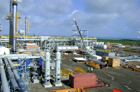 Ghana Gas to construct a second Gas Processing Plant