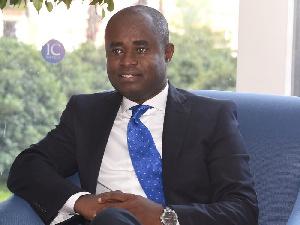 Mr James Agyenim-Boateng, former aide to ex president John Dramani Mahama