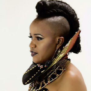 Ghanaian musician, Sherifa Gunu