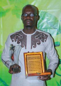Kofi Nyamekye, General Manager of Suzzy Herbal Centre