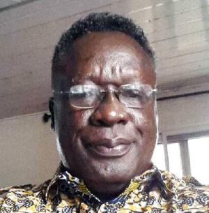 Nana Kofi Senyah, former Presiding Member, Kumasi Metropolitan Assembly