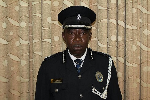 Training is critical to policing, expands professionalism - COP