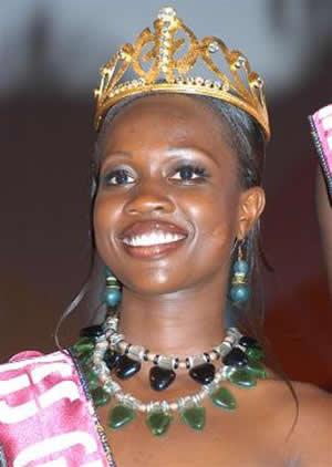 Lamisi Mbillah MissGhana'05