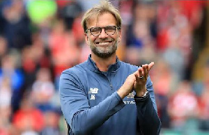 The Reds boss has rated the Nigerian legend's strike as the best he has ever seen in the top-flight