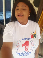 There is nothing wrong in the country that needs fixing, the system is working well – Kumawood actress Matilda Asare