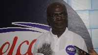 Godwin Avenorgbo, Director of Communications of Melcom Group