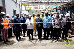 1D1F: President commissions phase one of B5 Plus Steel Plant