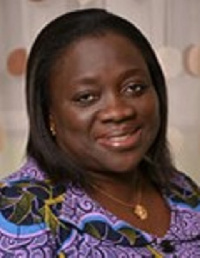 Dr. Bettina Boohene Andah, C.E.O of Brainwave Consult Limited