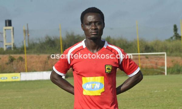 Asante Kotoko rescind Evans Owusu's contract