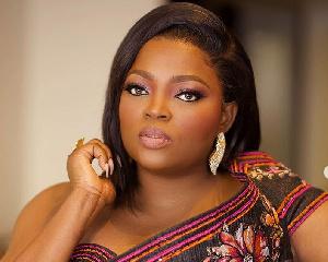Nigerian Actres Funke Akindele