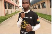 Suleimanu Tetteh, Ghanaian boxer