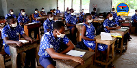 According to the report, Ghana is not well prepared to manage effectively suspected cases in schools