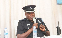 Director-General of Public Affairs of the Ghana Police Service, ACP Kwesi Ofori