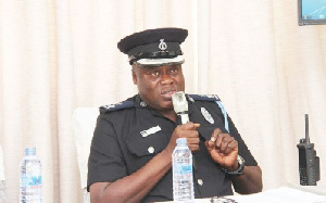 DSP Ghana News Kwesi Ofori