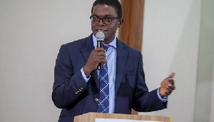 Executive Director of the Institute for Democratic Governance, Dr Emmanuel Akwetey