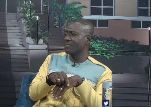 Godsbrain Blessed Captain Smart, suspended host of Angel FM's morning show