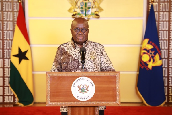Election 2020: If you plan using force, it means the voters don\'t like you – Akufo-Addo