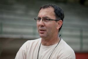 King Faisal coach, Slavisa Bozicic